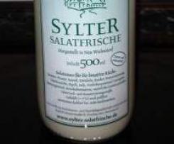 Salsa Sylter  para ensaladas original alemana
