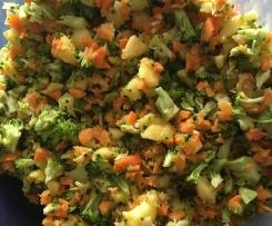 Ensalada de brocoli