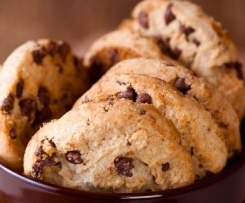Galletas cookies con avellana