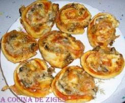 ROLING DE PIZZA