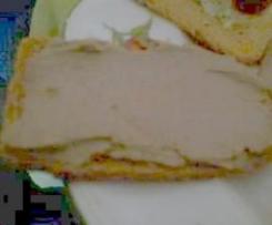 Paté de higadito al Pedro Ximenez
