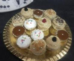 Cupcakes en el Varoma